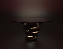 Dining Table INTUITION by Koket
