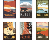 59 retro-inspired National Park designs