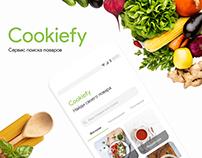 Cookiefy | Бронируй повара онлайн