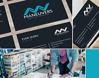 Maneuvers Brand Design