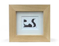 Framed Calligraphy Art Prints