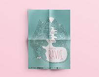 Affiche RAVIE