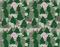 Fabric Forests