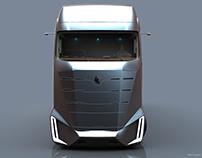 Kamaz E-Truck | Internship project