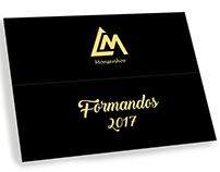 Convite - Formandos Monsenhor 2017