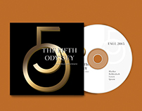The Fifth Odyssey Corporate Branding