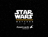 Fastrack - Starwars Campaign