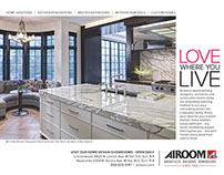 Print Ad: Love Where You Live (Dream Home)