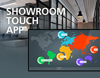Showroom Touch App
