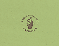 Logotype for bistro&coffee house