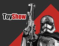 Infográfico Toyshow -  Action Figures