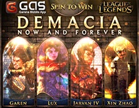 Garena Gas Spin to Win