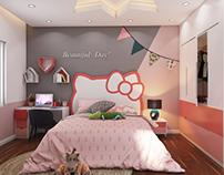 Girl's room ^^