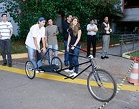 Bike / Triciclo - Corrida curso de Design PUC-Goiás