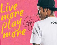 "CityStars - Live More Play More ""Neymar Campaign """
