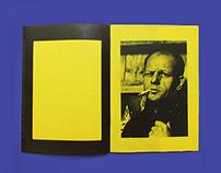 Booklet // J. Pollock