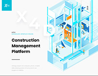 X4D | Construction Management Platform