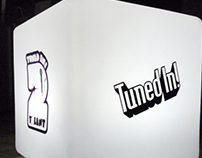 Tuned In! Centre - fresh and funky design & marketing