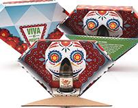Embalagem - Viva el Mexico