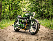 CafeRacer - CGI Images