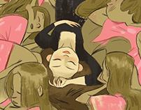 "Rachael Yamagata ""Nobody"" Poster"