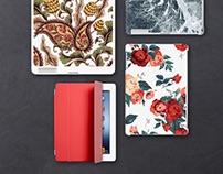 Лендинг «Чехлы для iPad» для MakeCase.ru