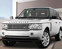 Land Rover Web Page