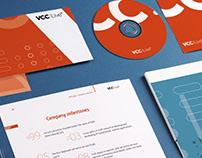VCC:Live – Identity design, 2016