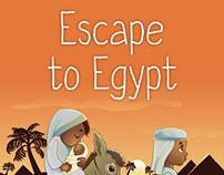Escape to Egypt flyer