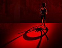 Spidey Shadow