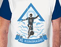 Camisetas Nicaragua vs. Haití. Eliminatorias Copa Oro.