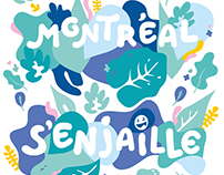 Montreal s'enjaille, a spring MTL Exotic tee