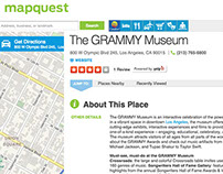 Digital Content - mapquest