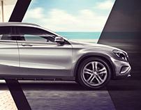 Mercedes Benz FirstHand - Rewind