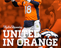 Denver Broncos - United In Orange