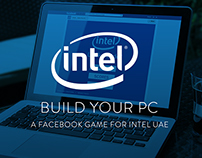 INTEL Facebook game