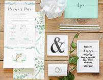 Our wedding invitation - esküvői meghívónk