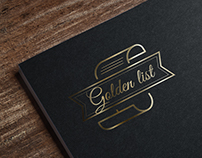 Golden List Logo Design & Website UI Design