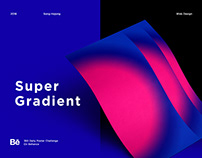 Super Gradient WebSite Concept Design