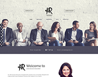 Human Resource Management - Joomla recruitment template