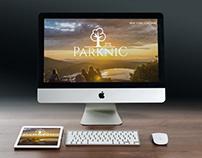 7 - Web Design - Parknic