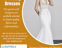 Pronovias Wedding Dresses |8479838616| dantelabridalcou