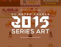 2015 Series Art | DC Metro Church
