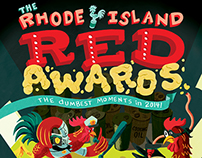 The 2014  Rhode Island Red Awards for