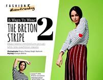 The Breton Stripe-Juice Magazine,April 2016.