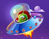 UFO slot game
