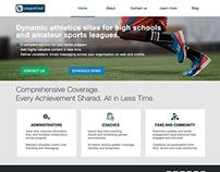 LeagueCast website