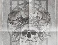 Bernini tribute // artwork