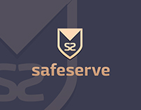 Safe Serve Identity Design, Web Design & Development