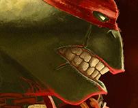 Ninja Turtle Fan Art